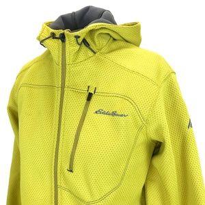 Eddie Bauer Free Heat Motion Fleece Lined Jacket S